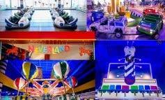 Un parque de atracciones indoor en Torrejón