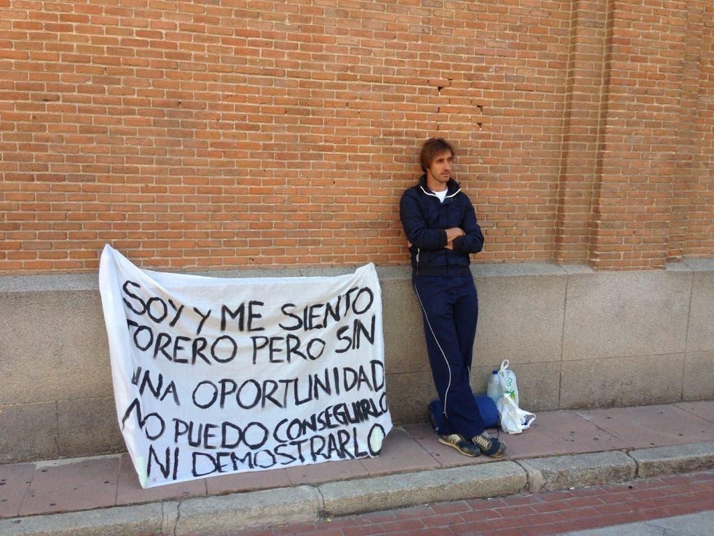 Un novillero se declara en huelga de hambre en Las Ventas