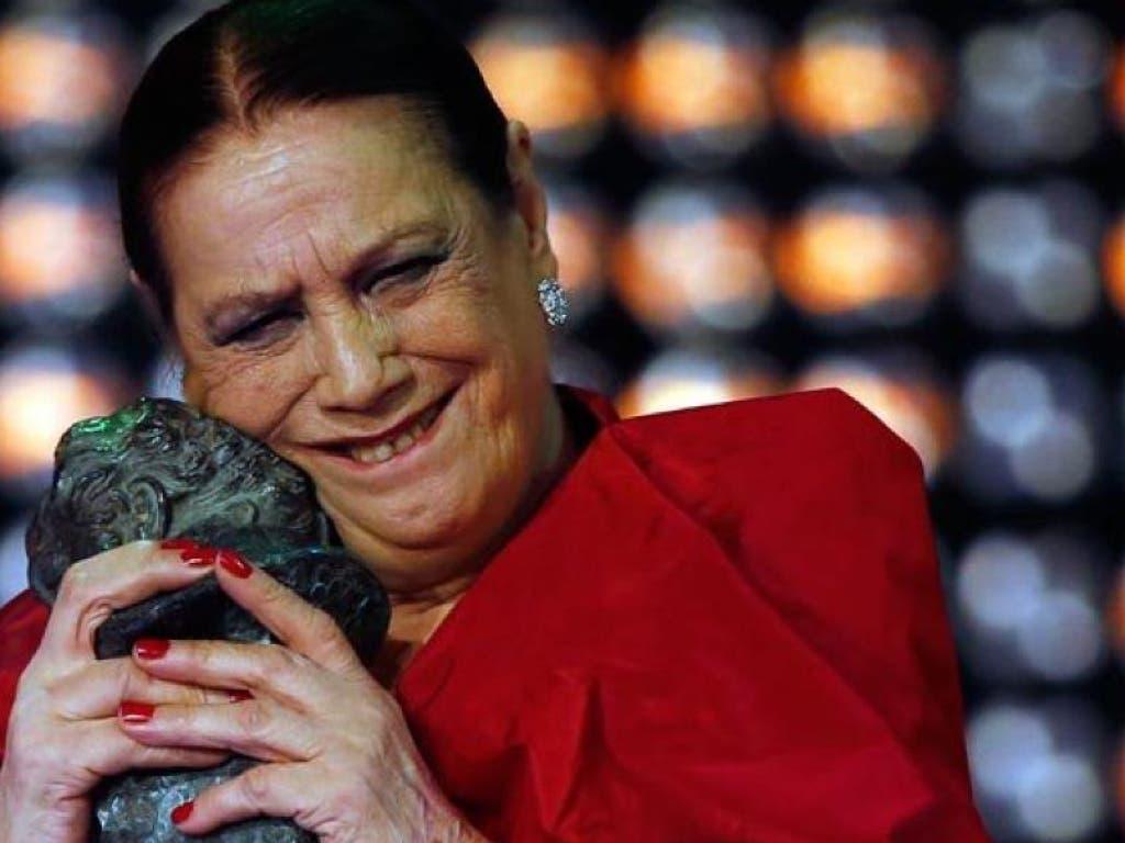 Muere en el Hospital de La Paz la actriz Terele Pávez
