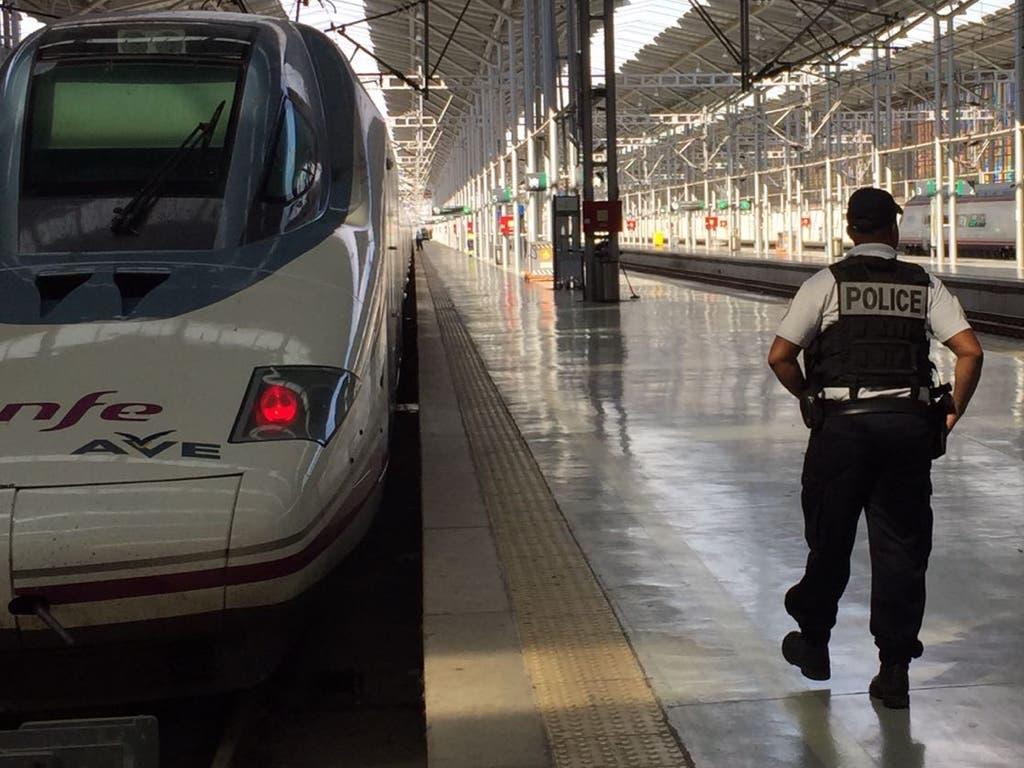 Si ves policía francesa patrullando por Madrid que no te extrañe