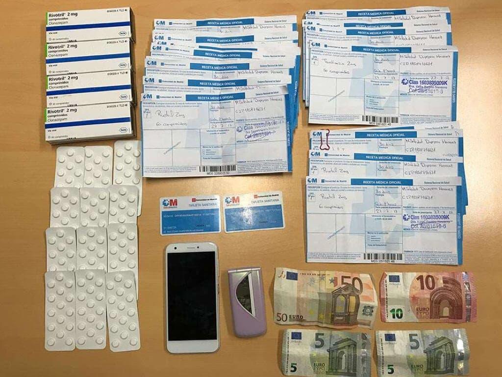 Detenidas por falsificar recetas con un sello robado en el Hospital de Torrejón