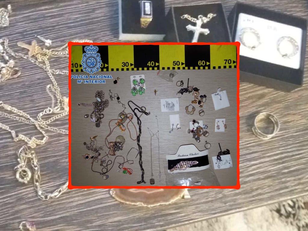 Llegaban de Rumanía para robar en joyerías de Madrid y Guadalajara
