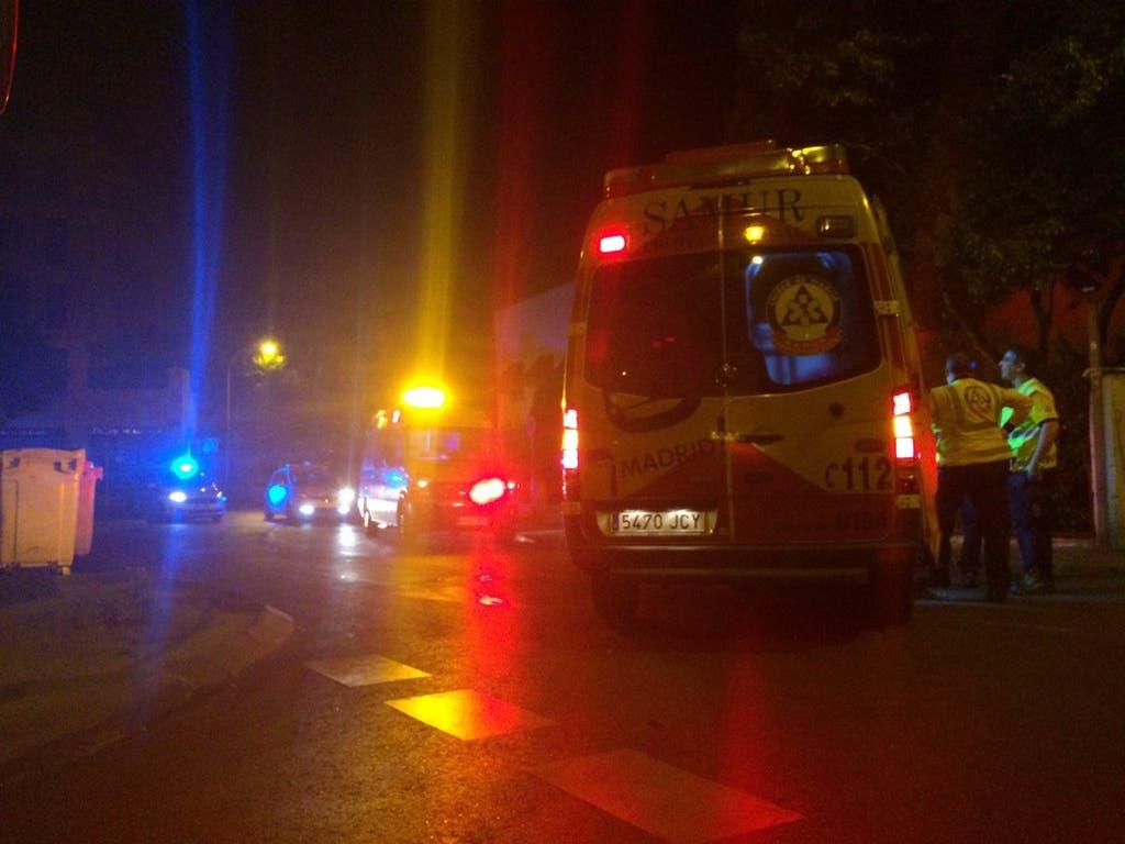 Juan, el policía asesinado en Vicálvaro por un perturbado