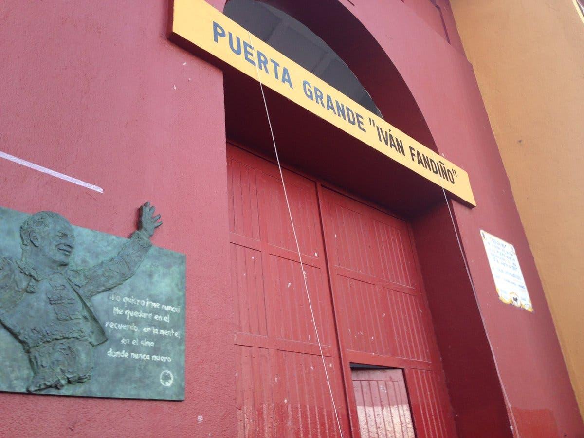 Homenaje a Iván Fandiño (Ayto. Guadalajara).