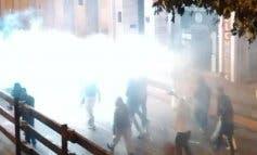 Cuatro heridos por quemaduras en los toros de fuego de Guadalajara