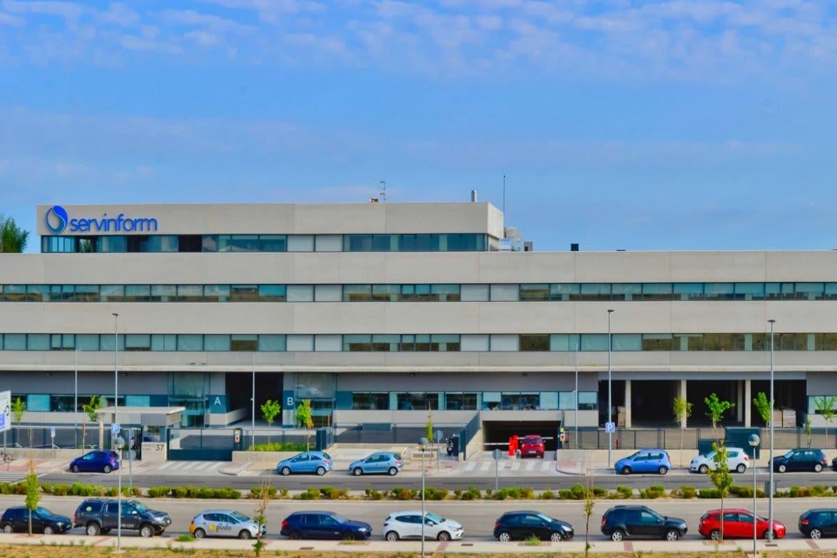 Una nueva empresa inaugura su sede en el Polígono Casablanca de Torrejón