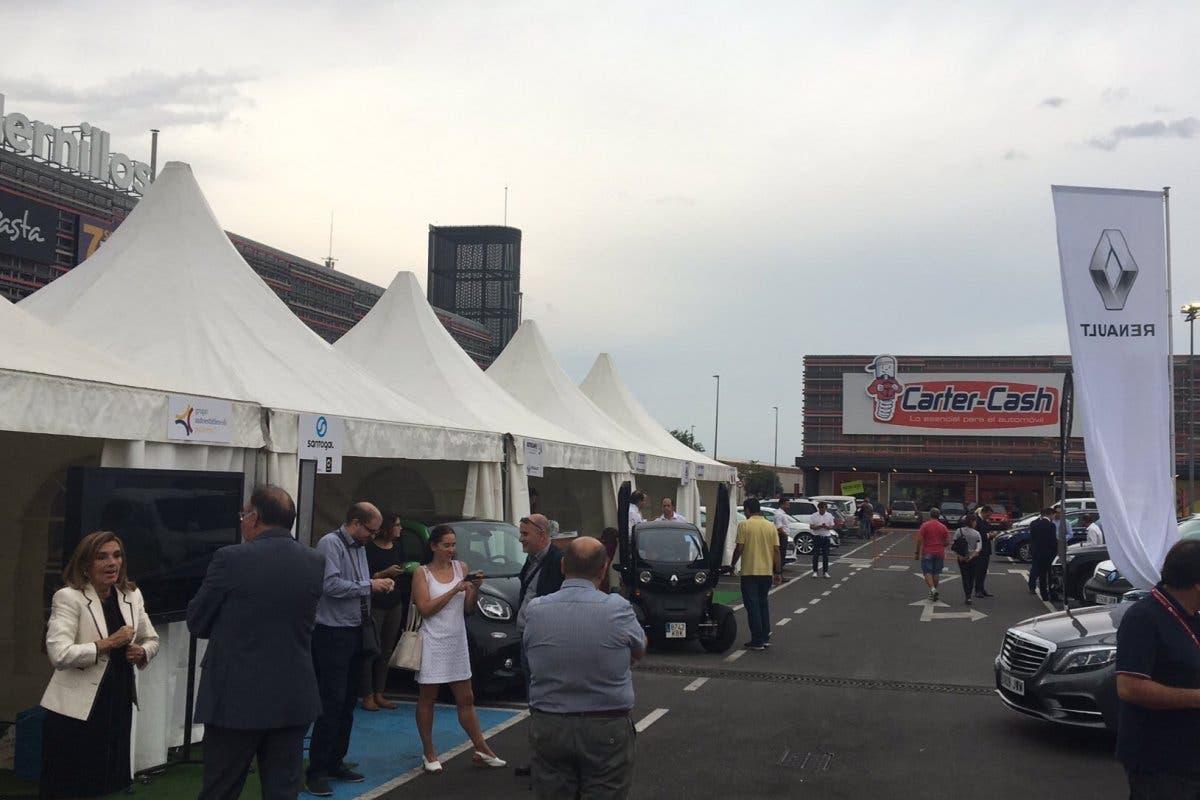 Feria de vehículos sostenibles en Alcalá y de vehículos comerciales en Coslada