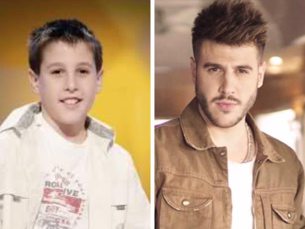 El espectacular cambio de Antonio José, que actuará en Torrejón
