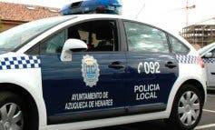 Detenida una joven por agredir a un policía en Azuqueca