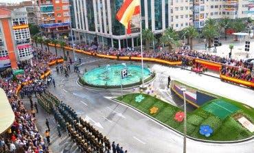 Torrejón celebra este domingo su tradicional Homenaje a la Bandera