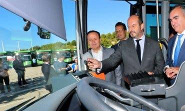 Se renueva la flota de autobuses que unen Coslada y Madrid
