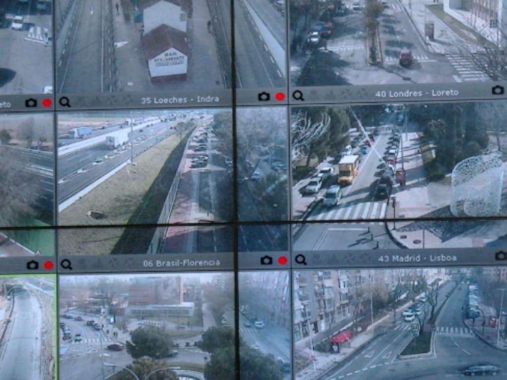 Ocho cámaras de seguridad controlan el barrio de San José en Torrejón