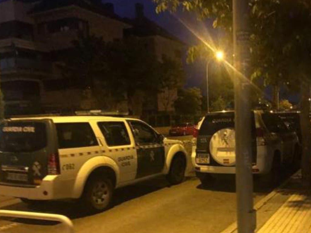 Una batalla campal en las fiestas de Majadahonda acaba con 27 detenidos