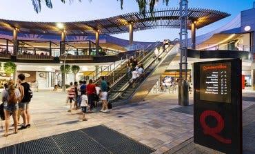 El centro comercial Quadernillos mejora sus accesos desde la A-2