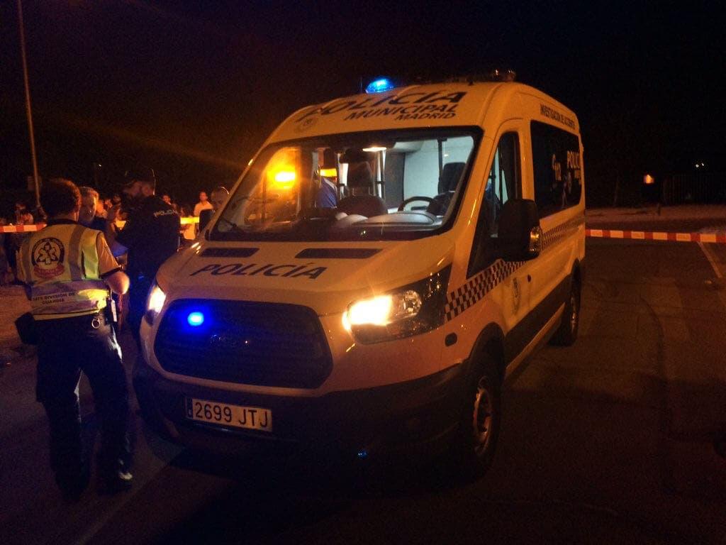 Novedades sobre el atropello mortal de un niño en Madrid