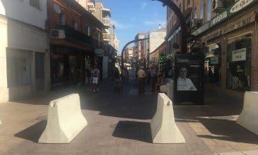 Susto en la calle Enmedio de Torrejón por un maletín sospechoso