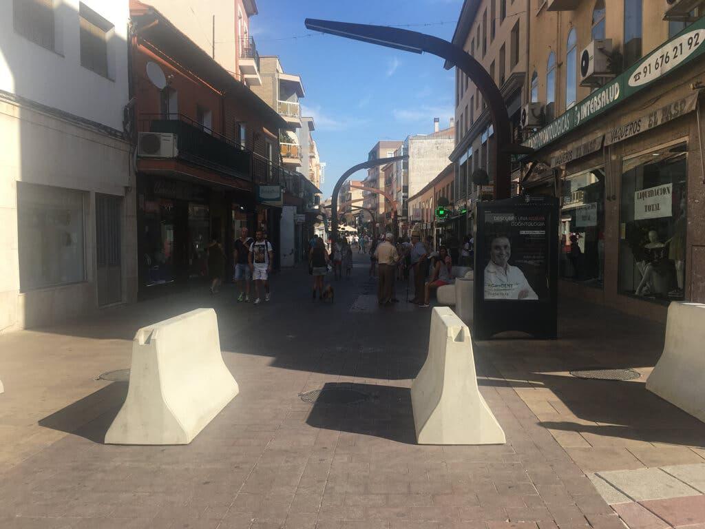 Calle Enmedio.