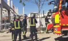 Muere un trabajador aplastado por una plancha de hormigón