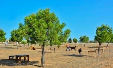 Torrejón inaugura el primer gran Parque Canino de la ciudad