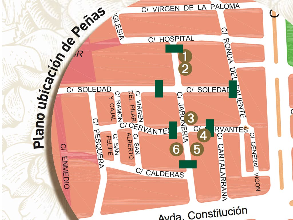 Patronales de Torrejón: Guía para «perderte» entre chamizo y chamizo