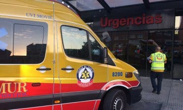 Muy grave un hombre tras ser atropellado por un taxi en Madrid