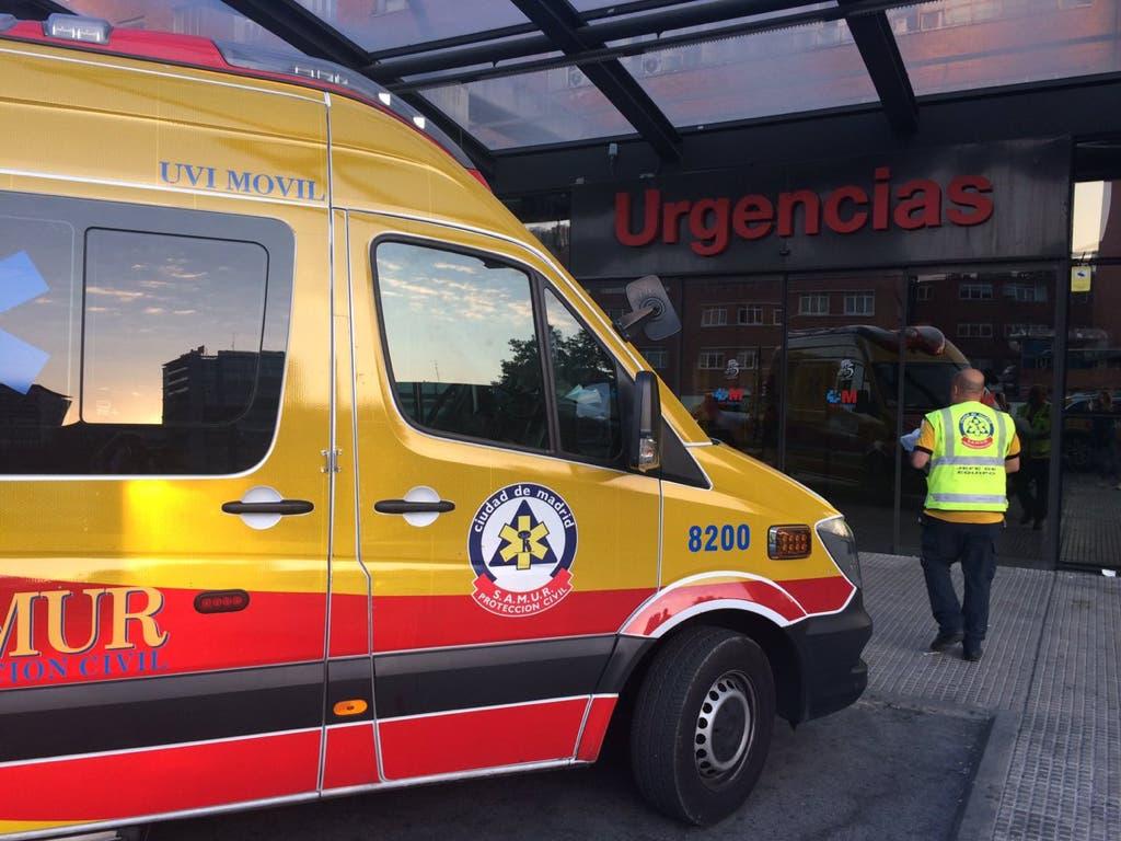 Herido grave un joven de 31 años tras ser apuñalado en Ciudad Lineal