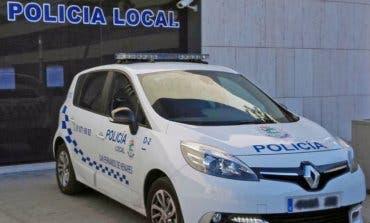 Espectacular persecución policial en San Fernando de Henares
