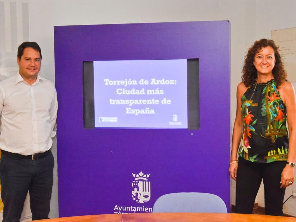Torrejón, entre las ciudades más transparentes de España