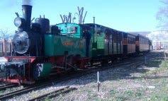 Vuelve el histórico Tren de Arganda, el que pita más que anda