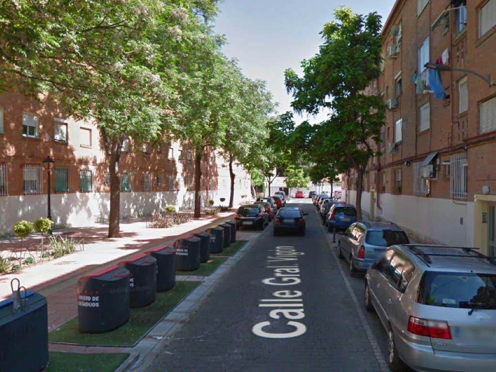 La calle General Vigón de Torrejón cambia de nombre