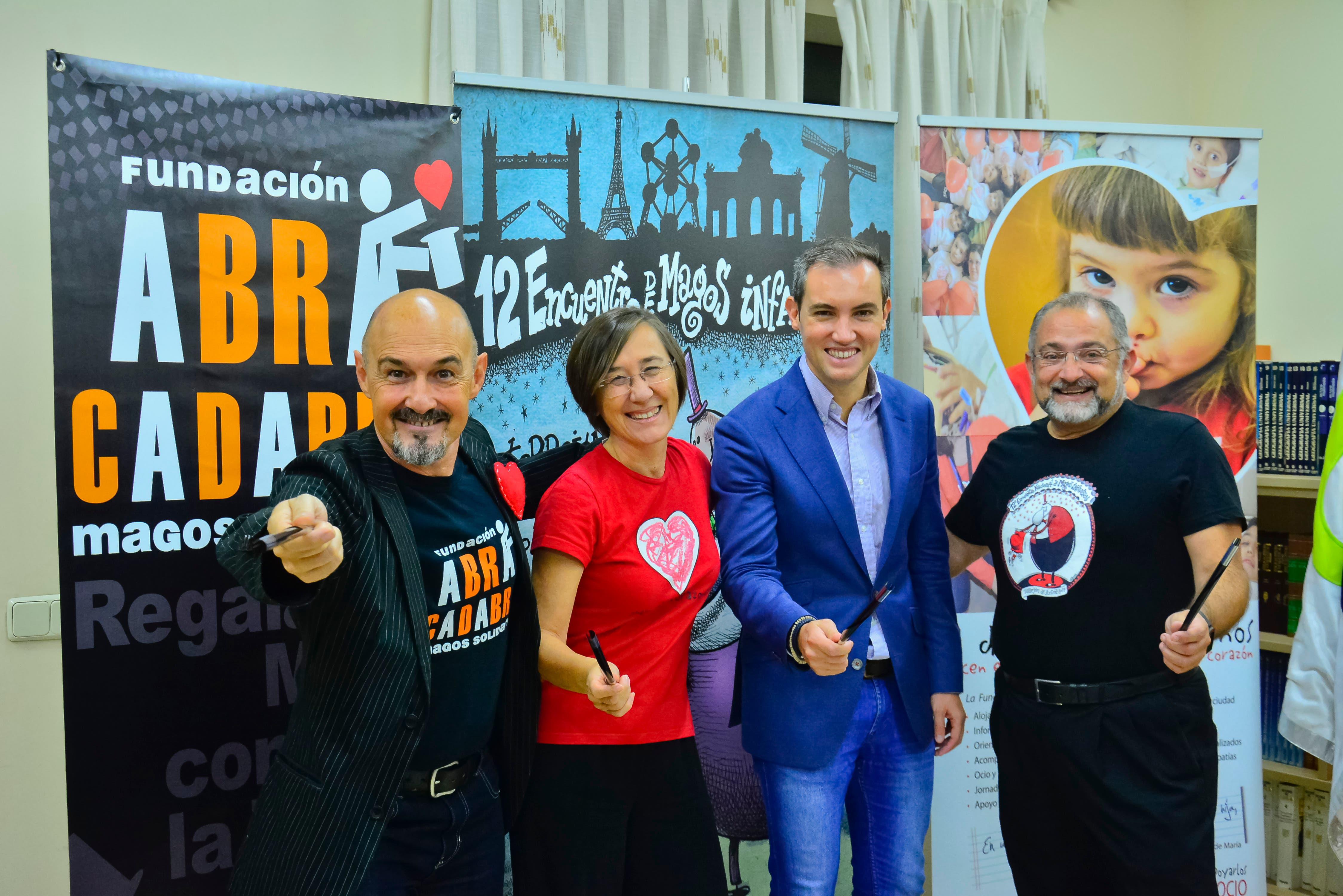 Presentación del Encuentro (Ayto. Torrejón).