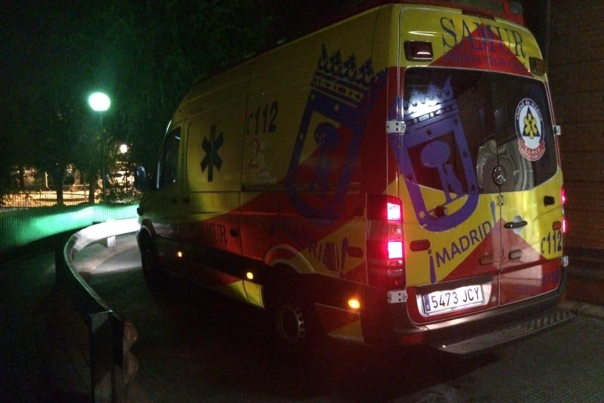 Tres detenidos y dos heridos en una reyerta en Madrid