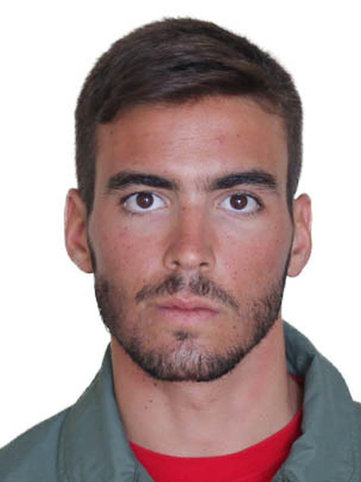 El piloto fallecido en Torrejón (Ministerio de Defensa).