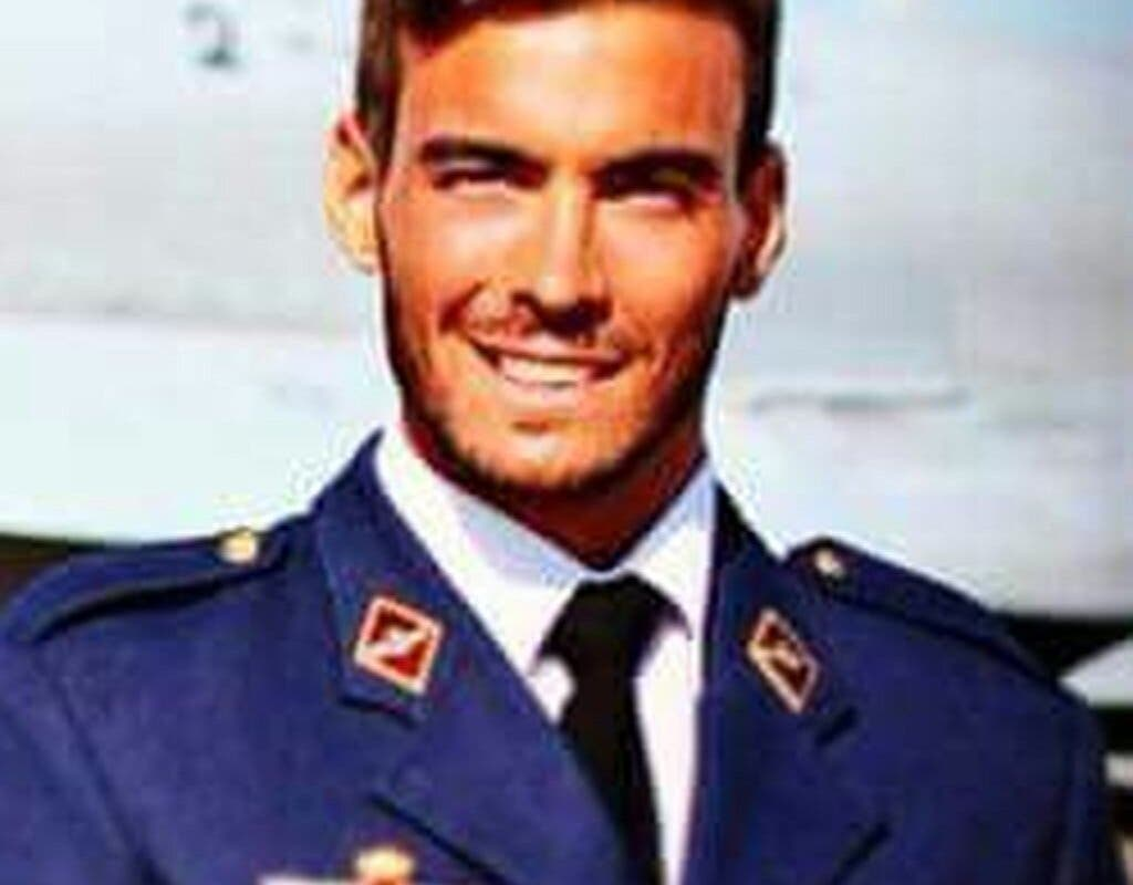 Fernando Pérez, el joven piloto fallecido en Torrejón
