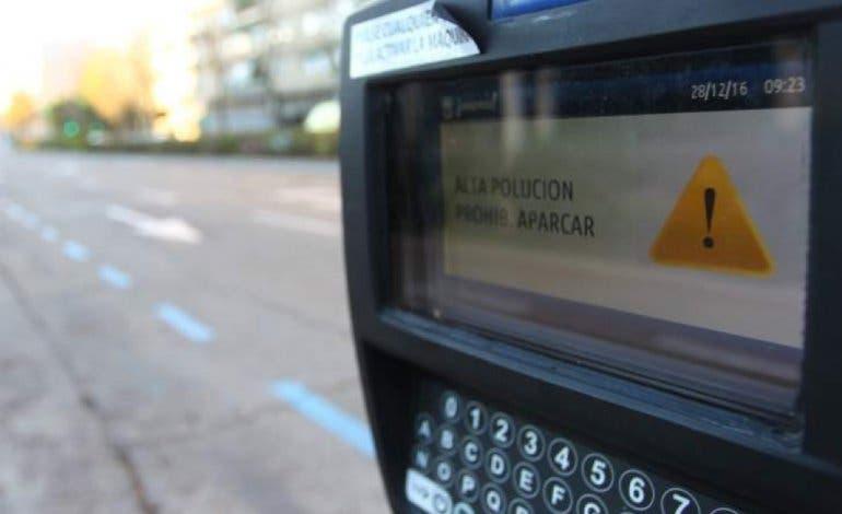 Madrid mantiene el jueves el Escenario 2 contra la contaminación