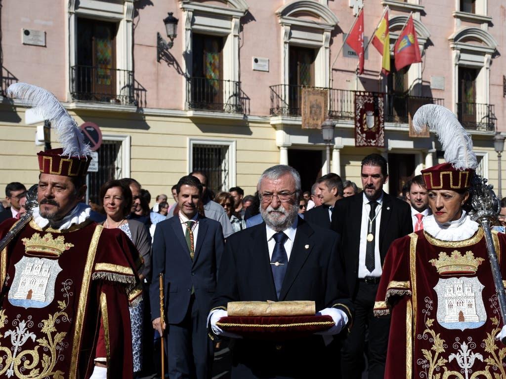 Alcalá de Henares ha celebrado su Día Grande