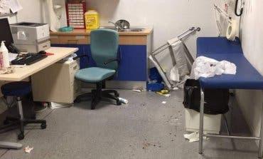 Así fue la brutal agresión en el centro de salud de El Casar