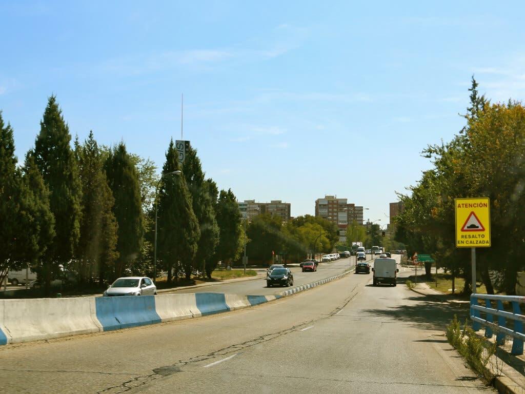 Novedades sobre los cortes de tráfico en la calle Rioja de Coslada