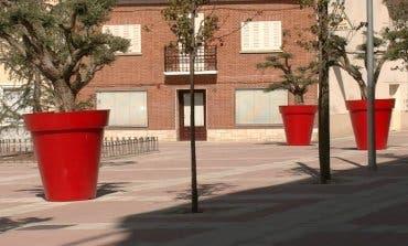 Las calles del centro de Torrejón lucen nueva imagen