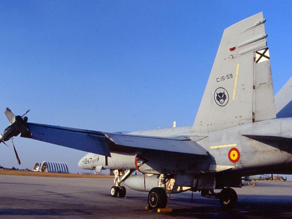 Exigen a Defensa que informe sobre el riesgo real de la Base de Torrejón