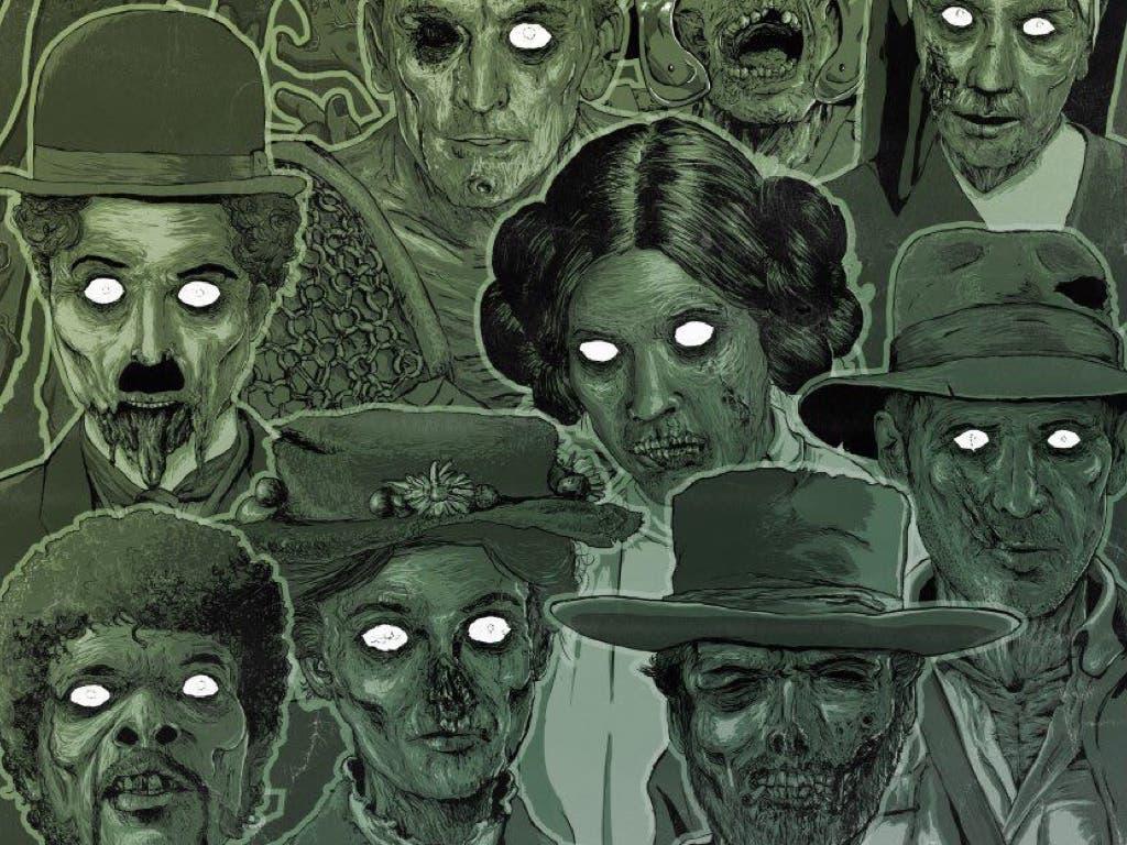 Un Halloween de cine por las calles de Alcalá de Henares