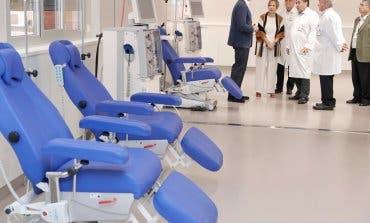 Alcalá estrena una de las unidades de hemodiálisis más avanzadas de España