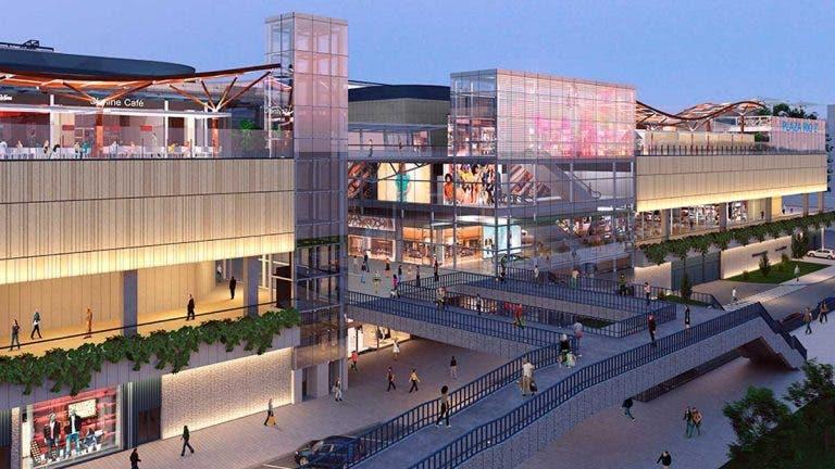 Abre sus puertas el nuevo centro comercial plaza r o 2 - Plaza norte majadahonda ...
