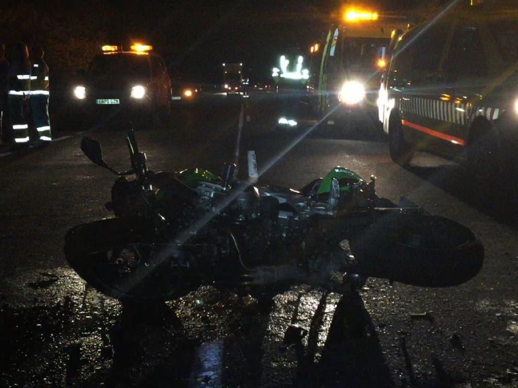 Muere un motorista en un accidente de tráfico en la M-623