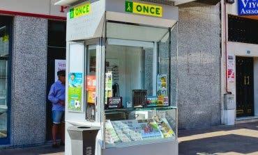 La ONCE estrena un nuevo kiosco en la calle Enmedio de Torrejón