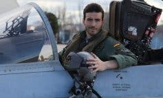 Torrejón acogerá este miércoles el funeral del piloto Fernando Pérez
