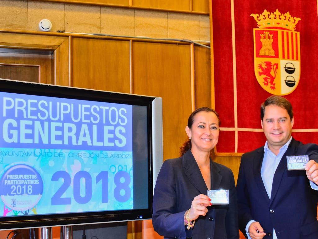 Torrejón prepara nuevas inversiones