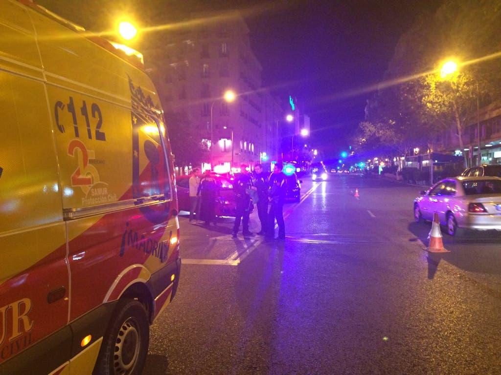 Herido grave tras ser atropellado por un vehículo sin conductor