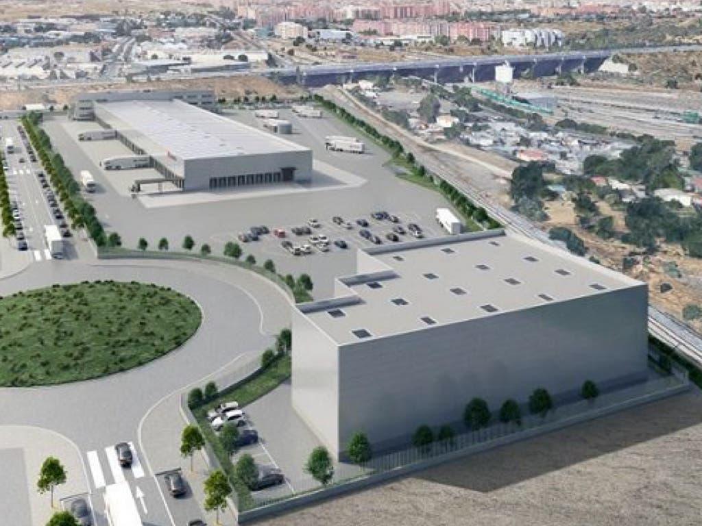 Un nuevo centro logístico en Vicálvaro dará empleo a 160 personas