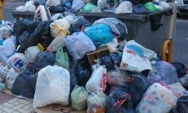Madrid afronta desde este lunes una huelga indefinida de recogida de basuras